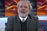 Luis Verdesoto analiza los avances en el proceso electoral