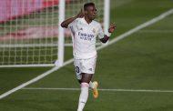 Vinícius Junior dio al Madrid una sufrida victoria ante Valladolid