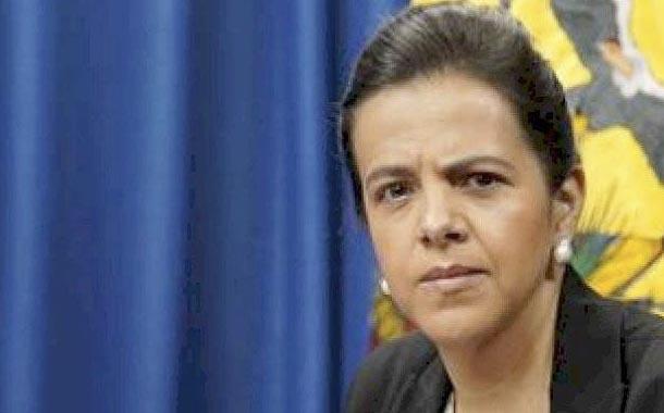CAL califica juicio político en contra de la ministra de Gobierno María Paula Romo