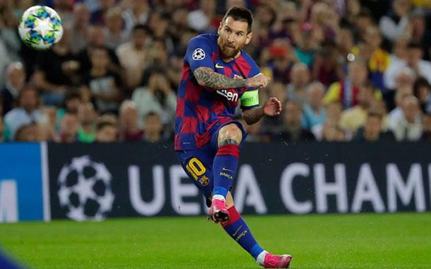 Juventus muestra su interés por Messi en medio de la novela futbolísitica
