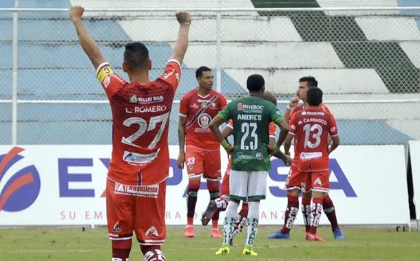 Mushuc Runa se impuso a Orense en el Estadio 9 de Mayo de Machala