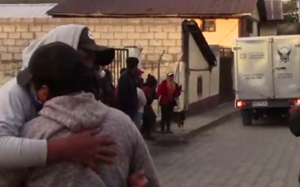 Dos niñas murieron ahogadas en Chimborazo
