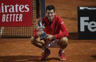 Novak Djokovic conquistó su título 36 de Masters 1000 en Roma