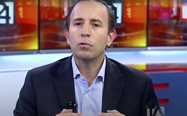 Patricio Alarcón en contra de medidas que 'frenan la reactivación económica'