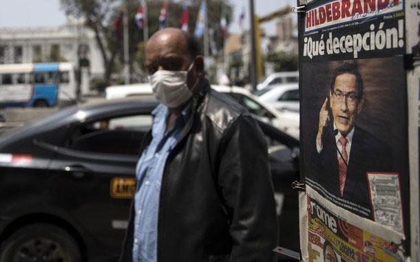 Presidente de Perú denuncia conspiración para destituirlo