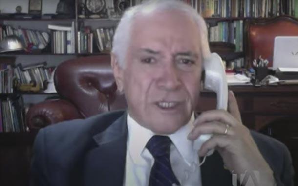 René Ortiz, ministro de Energía, sobre liberación de importación de combustible