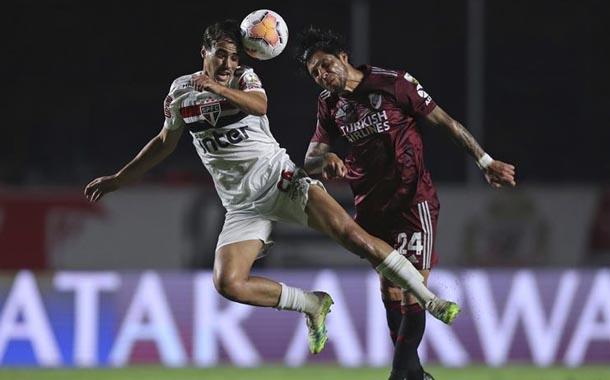 Sao Paulo y River Plate empatan en Copa Libertadores