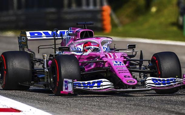 Sergio Pérez anuncia que se retira del Racing Point de Fórmula 1