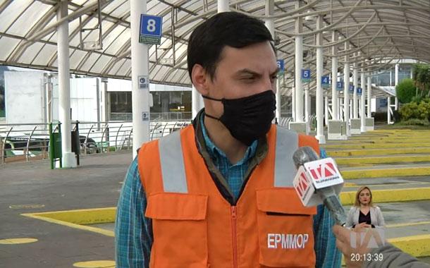 Todo listo para el reinicio de las operaciones en terminales terrestres
