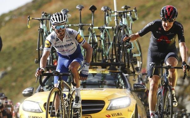 Así será la etapa 14 del Tour de Francia