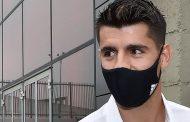 Juventus presentó a su fichaje estrella, Álvaro Morata