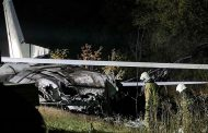 Accidente aéreo en Ucrania deja al menos 22 personas muertas
