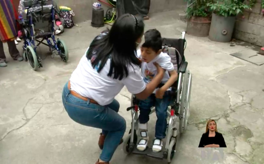 Madres que tienen hijos con discapacidad crearon un emprendimiento