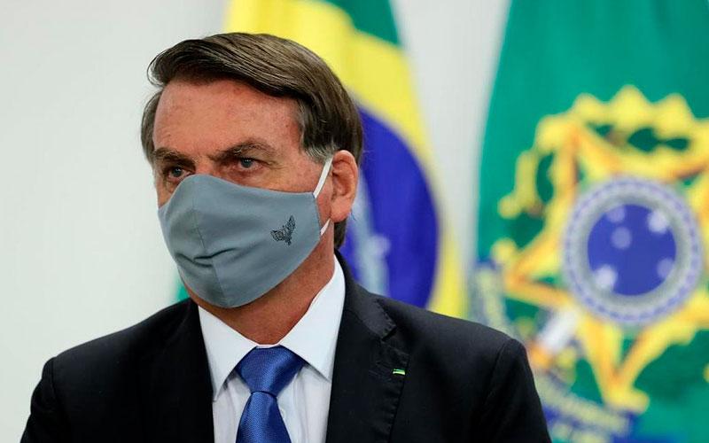 Bolsonaro: vacunarse contra la COVID-19 no será obligatorio en Brasil