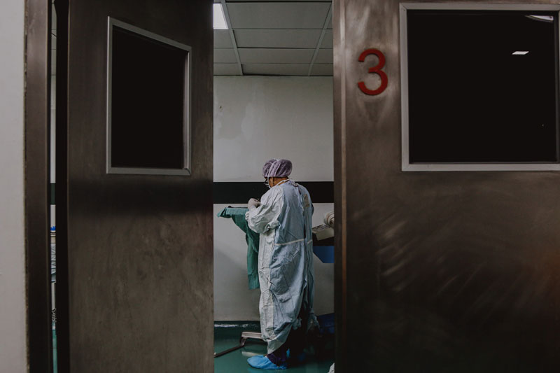 #PORTUSALUD | Precauciones para manejo de cadáveres por coronavirus