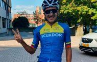 Carapaz el mejor latinoamericano en el Mundial de Ciclismo