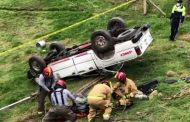 Accidente de tránsito deja un fallecido en Cuenca