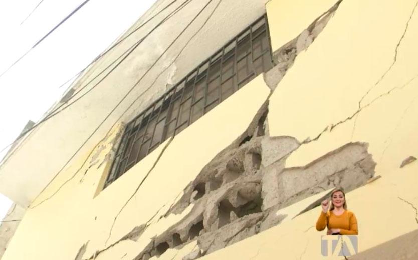 35 viviendas afectadas de Solanda serán restauradas de forma inmediata