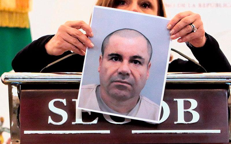 El 'Chapo' Guzmán busca revertir su condena a cadena perpetua