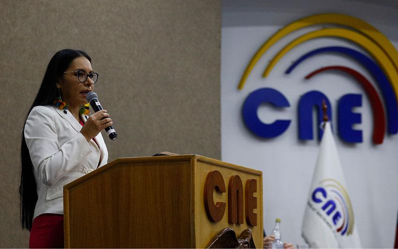 CNE recibe asignación para conformación de juntas provinciales