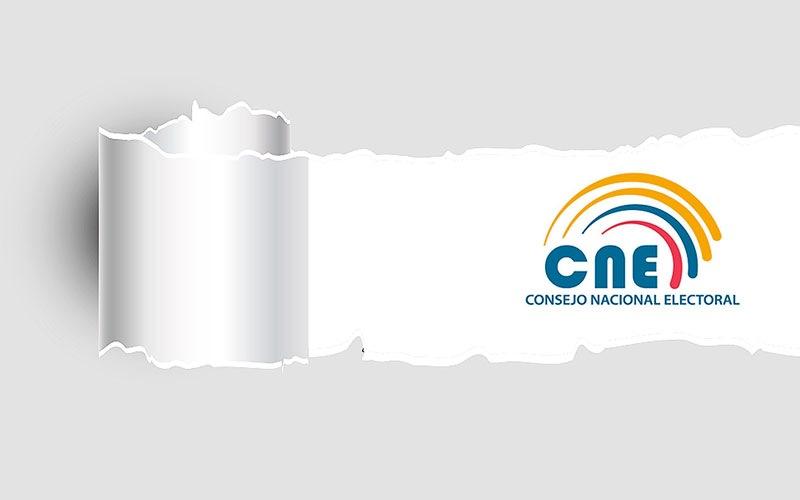 El CNE resolvió la eliminación de cuatro movimientos políticos