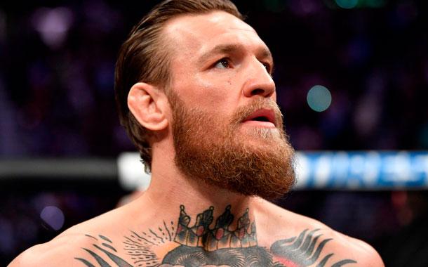 Conor McGregor detenido por intento de agresión sexual