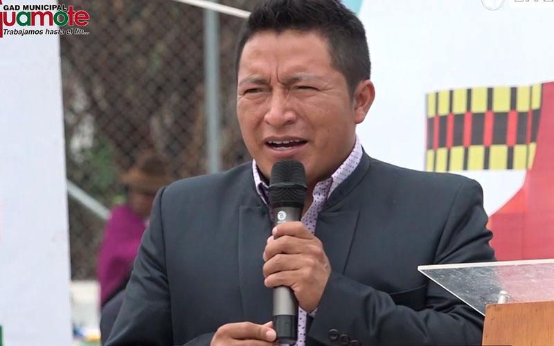 Inició el juicio en contra de Delfín Quishpe por tráfico de influencias