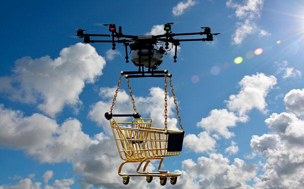 Amazon recibe autorización para hacer entregas vía dron