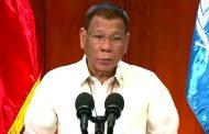 Duterte podría bloquear Facebook en Filipinas