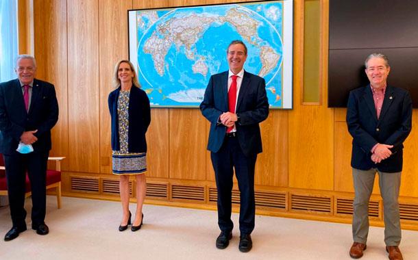 Ecuador amplía cooperación con países europeos en materia de salud