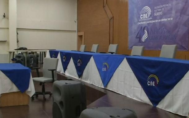 En delegaciones provinciales ya están conformadas las juntas
