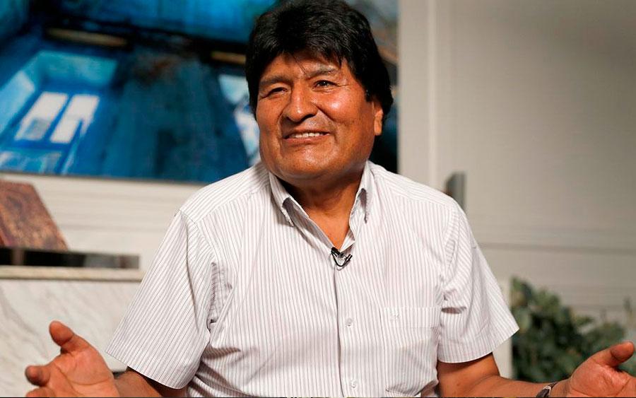 Encuesta da como ganador al partido de Evo Morales en las próximas elecciones