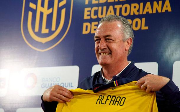 Los convocados de Ecuador para enfrentar a Argentina y Uruguay