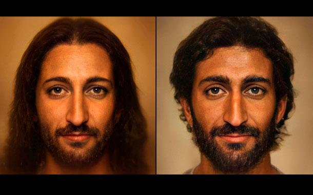 Fotógrafo altera las redes sociales con imágenes de Jesús