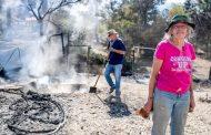 Una nueva ola de calor amenaza con empeorar los incendios en California
