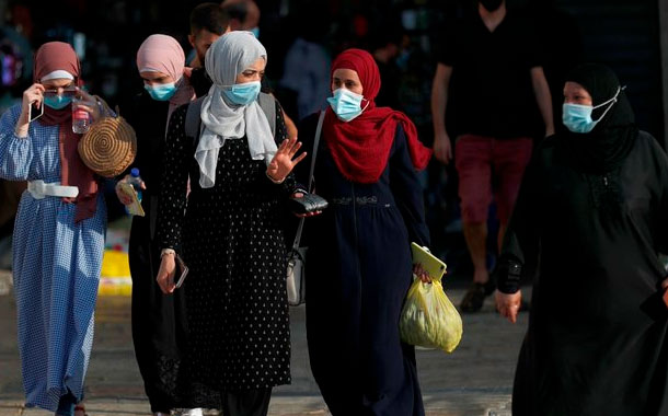 Israel supera nuevamente 5 000 casos diarios a pocas horas del confinamiento