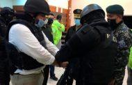 Jacobo Bucaram fue trasladado a la cárcel de Latacunga