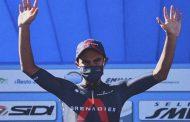 Jhonatan Narváez correrá el Giro de Italia con el equipo Ineos