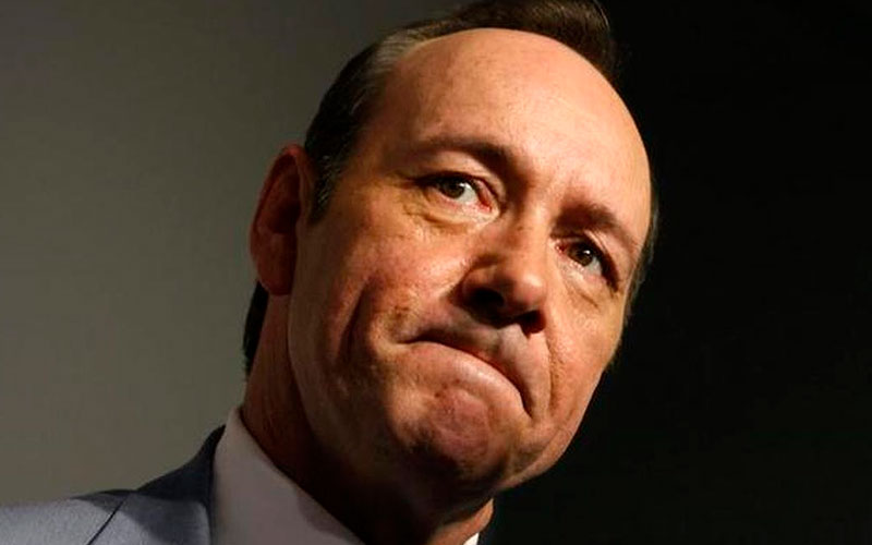 Una nueva demanda por agresión sexual envuelve al actor Kevin Spacey