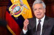 Moreno mostró su respaldo a las propuestas del FMI y el Banco Mundial