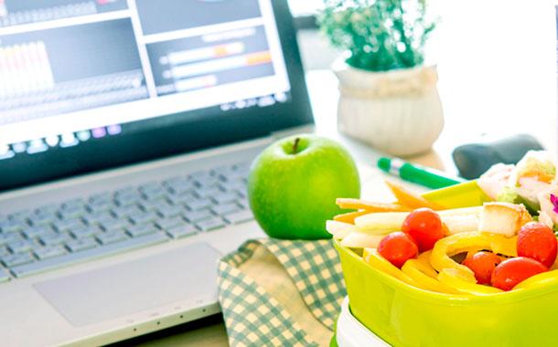 Lonchera saludable y clases virtuales