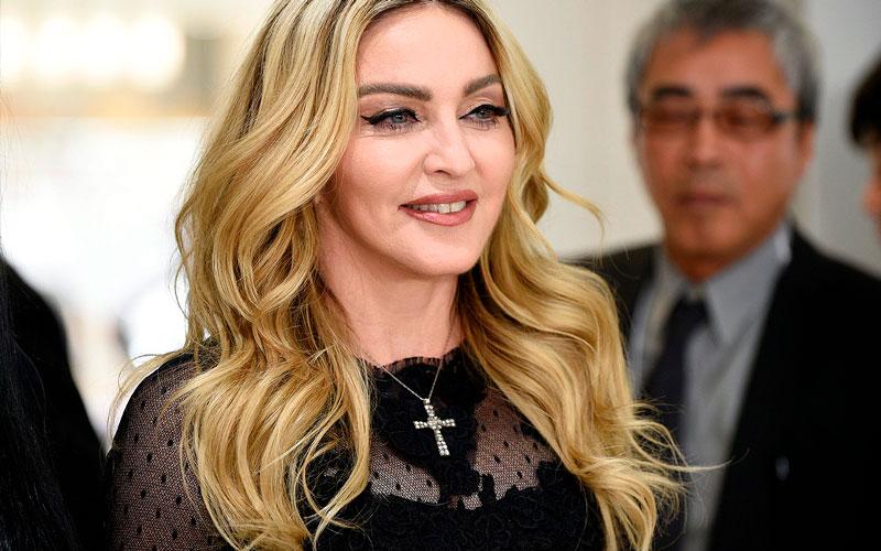 La cantante Madonna escribirá y dirigirá película sobre su vida