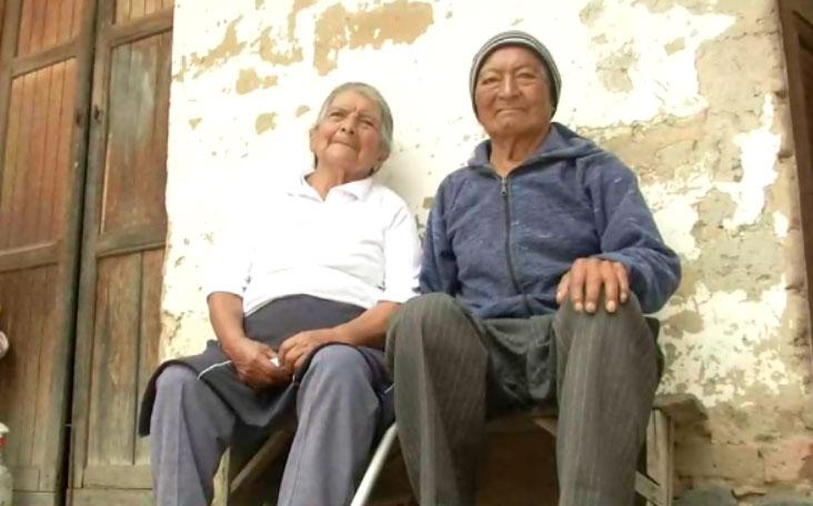 Luis y Justa confían en sus manos solidarias