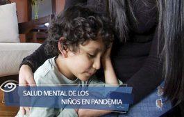 Salud mental de los niños en pandemia