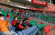 Prohibido gritar: el modelo japonés para reabrir estadios