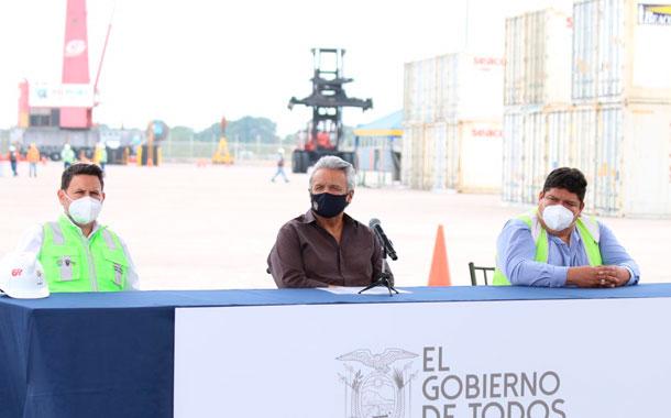 Lenín Moreno presentó nuevo proyecto de inversión nacional