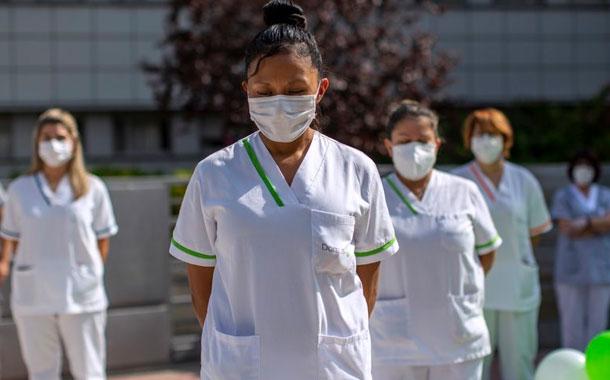 Muertes por coronavirus pasan de 30.000 en España