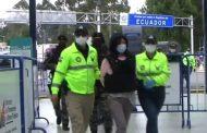 Colombia extradita a mujer ecuatoriana requerida por Interpol