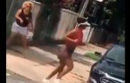Detienen a mujer que atacó y lanzó insultos racistas a corredora