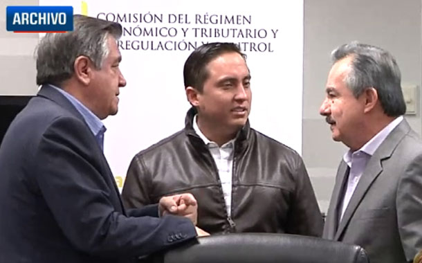 Exasambleísta Daniel Mendoza rinde versión por tercera ocasión
